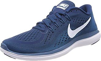 Nike Free RN 2017, Scarpe da Trail Running Uomo, Nero (Black/Anthracite/Dark Grey/Cool Grey 003), 45.5 EU