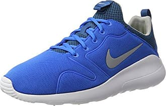 Nike Air Force 1, Scarpe da Basket Uomo, Multicolore-Azul/Blanco (Midnight Navy/White-Mid Navy), 40 EU