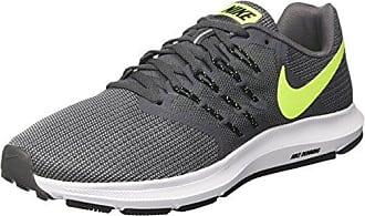 Nike Run Swift, Chaussures de Running Homme, Multicolore (Cool Grey/Volt/Dark Grey/Black), 43 EU