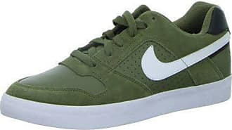 Nike Air Force 1 '07 Suede, Chaussures de Gymnastique Homme, Vert (Medium Olive/Medium Olive/Sail 200), 42.5 EU