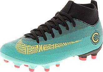 Nike JR Magista Onda II DF FG, Chaussures de Football Mixte Enfant, Blau (Obsidian Blau/Weiß-Gamma Blau-Gletscher Blau 414), 36 EU