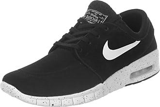 Nike Zoom Stefan Janoski, Chaussures de Skateboard Homme, Noir (Black/White/Thunder Grey/Gum L 067), 42.5 EU