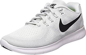 Wmns MD Runner 2, Zapatillas para Mujer, Blanco (White/Black-Wolf Grey 100), 38 EU Nike