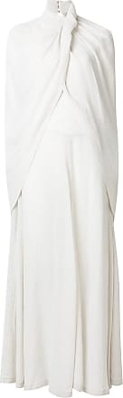 cape effect dress - Grey Nina Ricci 2018 Unisex Sale Online Store With Big Discount Discount Outlet Store Low Shipping Fee Natural And Freely Eo0gZb5