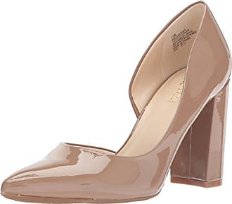 Womens ANISA9X Synthetic Pump, Natural Synthetic, 10 M US Nine West