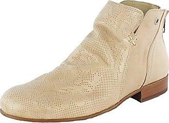 Damen Latitude Kurzschaft Stiefel, Beige (Beige), 36 EU Nobrand