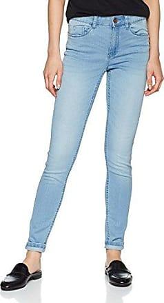 Noisy May Extreme Lucy Nw Soft Jeans Pi318 - Noos, Vaqueros para Mujer, Azul (Medium Blue Denim), W36/L34 (Talla del fabricante: S/M)