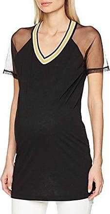 Trigema 539201 - Camiseta, Continuidad, Mujer, Color Schwarz (Schwarz C2c 508), Tamaño 50 (Talla del Fabricante: XL)