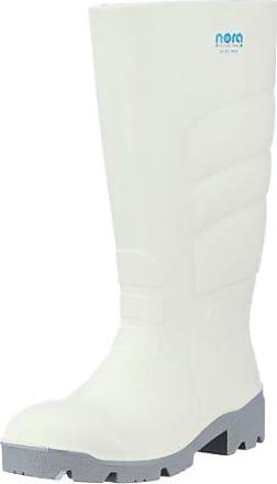 Nora Multimax 75470 - Calzado de protección unisex, color blanco, talla 49