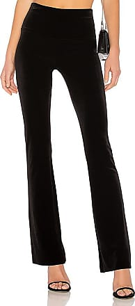 Boot Pant in Burgundy. - size S (also in L,M,XS) Norma Kamali