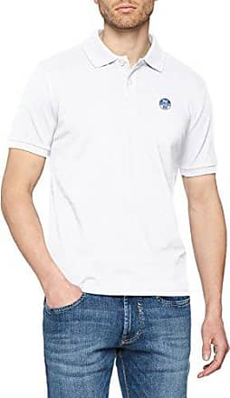 691950, Polo para Hombre, Turquesa (Royal 0760), M North Sails