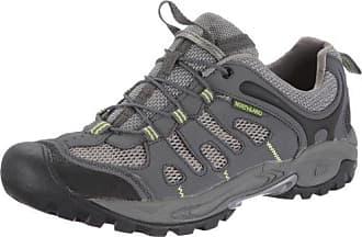 Northland Tad LC Shoes, Zapatillas para Hombre, Verde (Green/Citro), 43 EU