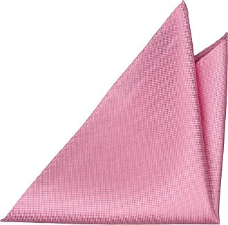 Tied bow tie from Tieroom, Notch ROMEO, stripes in pink, red Notch