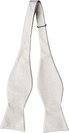 Self tie bow tie - Diamond shaped white dots on apricot base Notch Pc2xPZRY