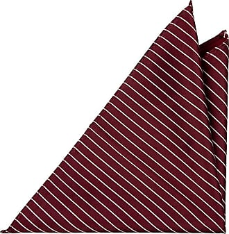 Handkerchief from Tieroom, Notch OLIVER base in dark red & a minimal click of pink Notch