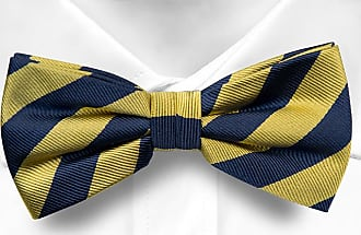 Pre tied bow tie - Yellow Flowers - Notch HEIMDALL Notch 7SEXq