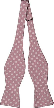 Self tie bow tie - Pink Shadowed dots - Notch STELIOS Notch Shopping Online lcLan9r