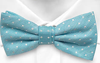 Pre tied bow tie - Herringbone pattern in petrol - Notch ORTWIN Notch iPlE78HYu