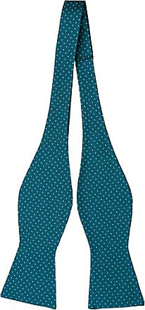 Self tie bow tie - Turquoise Solid - Notch SOLID Petrol Notch vuEVV