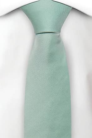 Silk Slim Necktie - Striped pattern i brown - Notch SIGGE Notch rvMjBHWD3M