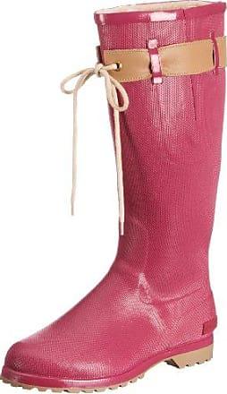 Edit, Bottes en caoutchouc femme - Rose - rose, 40 EU (6.5 UK)Novesta