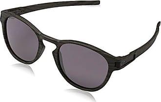 Oakley Damen Sonnenbrille Moonlighter 932015, Schwarz (Polished Black), 53