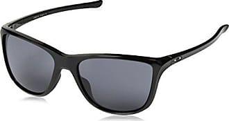 Oakley Reverie 936201, Montures de Lunettes Femme, Noir (Polished Black/Grey), 55