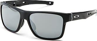 Oakley Sport-Sonnenbrille Crossrange, polarized, UV 400 schwarz