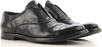 Lacer Des Chaussures Pour Hommes Richelieus, Derbies Et Richelieus En Vente, Noir, Cuir, 2017, 39 40 40,5 42 42,5 43 Officine Créatif