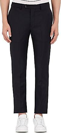 Hommes Pantalons De Coton-lin Flammé-tissage Officine Generale Nf5M3WAb