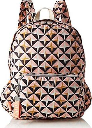 Damen Enjoy Geometrical Backpack Lvf Rucksackhandtasche Oilily WhK384HtJ6
