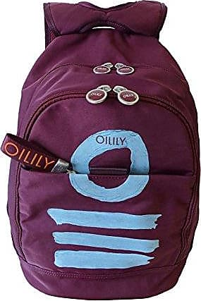 Damen Fun Nylon Backpack Svz Rucksackhandtasche, Pink (Pink), 15x32x23 cm Oilily
