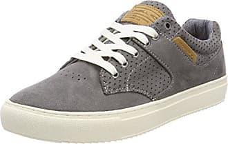 O'Neill Zephyr Mid Lt W SL, Zapatos de Cordones Derby para Mujer, Gris (Light Grey Melee), 37 EU