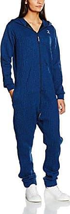 Onepiece OnePiece Jumpsuit Stretch, Combinaisons Mixte, (Stain Blue Mel), W40
