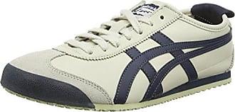 Asics Mexico 66 Slip-On, Sneaker Unisex-Adulto, Bianco (White/White 0101), 37.5 EU