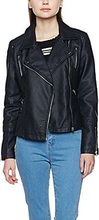Mavi Biker Jacket-Chaqueta Mujer Negro (Black 900) 38 WvM3WmQg9c