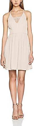 Only Onlraya Strap Knee Dress Wvn, Vestido para Mujer, Marfil (Pink Tint Pink Tint), 40