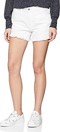 Only Pantalones cortos con estampado de rayas y cintura paperbag de Only (parte de un conjunto CgZuKMZ1Ym