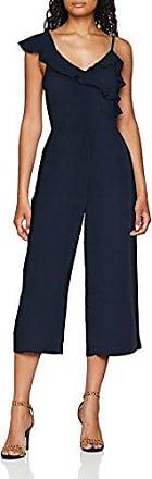 Only Onlmalibu Strap Culotte Jumpsuit AOP Wvn, Mono para Mujer, Azul (Night Sky Night Sky), 42 (Talla del Fabricante: 40)
