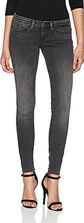 Tommy Jeans Low Rise Scarlett Cogrst, Vaqueros Skinny para Mujer, Gris (Connecticut Grey Stretch 911), W33/L34