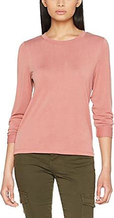 Onllive Love 7/8 Lace Up Top, T-Shirt à Manches Longues Femme, Rose (Withered Rose Withered Rose), 34 (Taille Fabricant: X-Small)Only