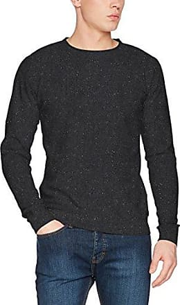 Onshunter Crew Neck, Suéter para Hombre, Gris (Dark Grey Melange), Medium Only & Sons
