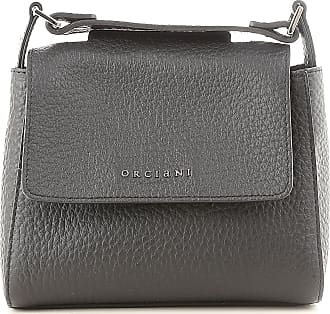 Top Handle Handbag On Sale, Anise, Leather, 2017, one size Orciani