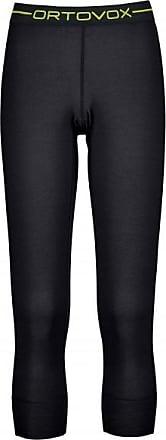 145 Ultra Short Pants Merinounterwäsche für Damen | schwarz Ortovox