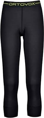 145 Ultra Short Tech Pants black raven Ortovox