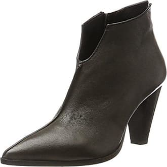Agnetha, Chelsea Boots Femme, Gris (Antracita), 37 EUJohannes W.