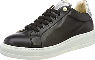 Tepe 128, Zapatillas para Mujer, Negro (Black Black), 41 EU Oxitaly