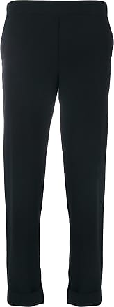 Pants for Women On Sale in Outlet, Bluette, polyester, 2017, 12 P.A.R.O.S.H.