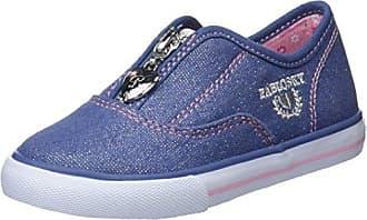 Pablosky 015824, Zapatillas para Niñas, Azul (Azul), 18 EU