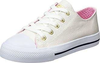 Pablosky 266200, Chaussures de Fitness Fille, Blanc (Blanco 266200), 38 EU
